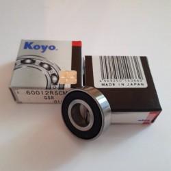 Подшипник 6001 для передней втулки Novatec на пром подшипниках
