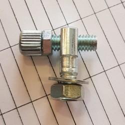 Стальной винт-натяжитель троса тормоза M6