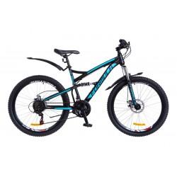 """Велосипед с амортизацией Formula X-ROVER 26"""" рама 19 дюймов"""