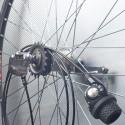 20 Дюймовое колесо с планетаркой Shimano Nexus