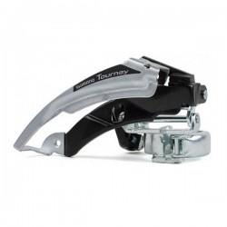 Переключатель передний Shimano Tourney универсальный 42/48 зубьев