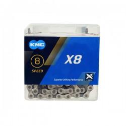 Велосипедная цепь KMC X8