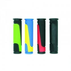 Грипсы двухцветные Spelli SBG-6708L