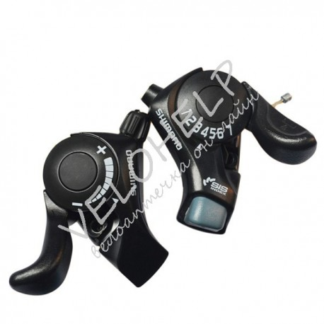 Манетки переключения Shimano SL-TX30 3x7 скоростей