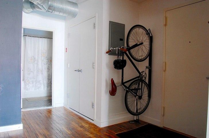 Консервация велосипеда на зиму